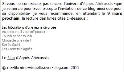 Interview Librairie Virtuelle 3