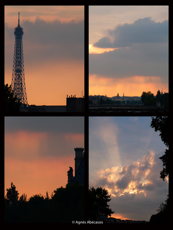 ciel de Paris - site