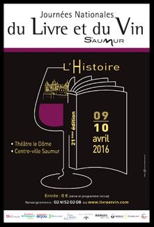 Journée livre vin saumur