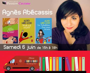 Site - Agnes Abecassis Passion Culture Le camion qui Livre
