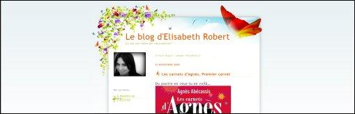 elisabeth - carnets