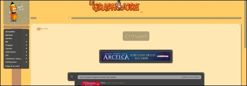 graphivore - carnets