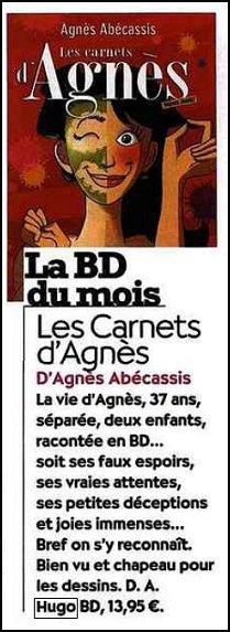 Bd dans Biba