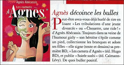 Article Marie-Claire