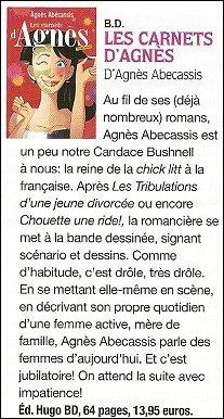 Article QUESTIONS DE FEMMES mars10