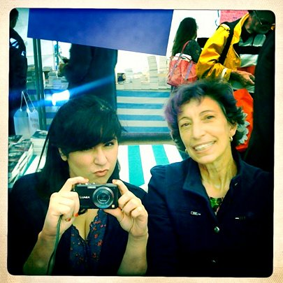 Agnes Abecassis et Barbara Constantine