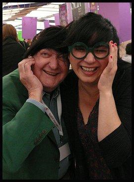 Jean Pierre Coffe et Agnes Abecassis 2