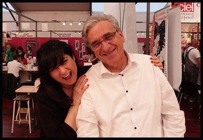 Agnes Abecassis et  Antonin Malroux