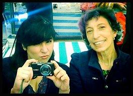 Agnes Abecassis et Barbara Constantine 2