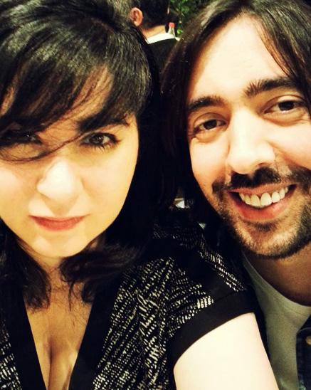 Agnès Abécassis et Cyril Massarotto 2