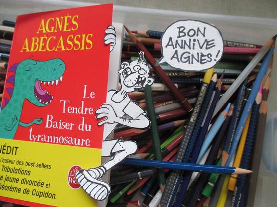 Edika pour Agnes Abecassis