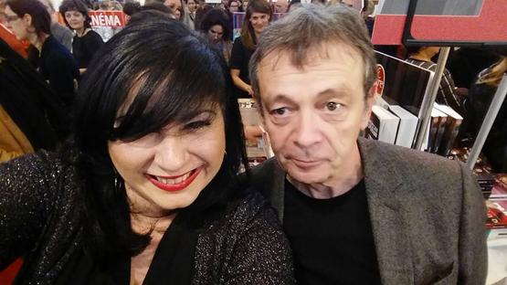 Pierre Lemaitre et Agnes Abecassis
