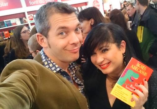 Romain Puertolas et Agnès Abécassis - 1