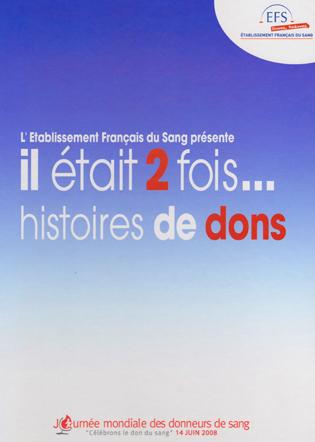 Histoire de dons 2008